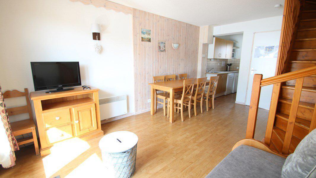 Wakacje w górach Apartament duplex 3 pokojowy 7 osób (CH12) - Résidence Parc aux Etoiles - Puy-Saint-Vincent