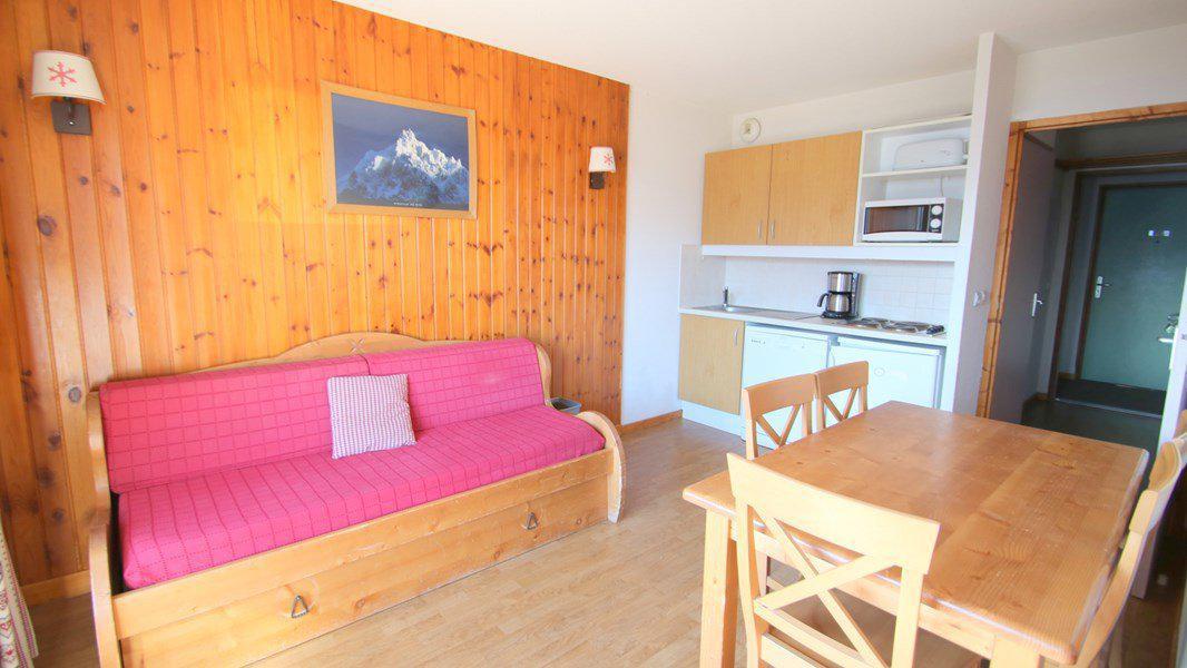 Wakacje w górach Apartament 3 pokojowy 6 osób (A201) - Résidence Parc aux Etoiles - Puy-Saint-Vincent