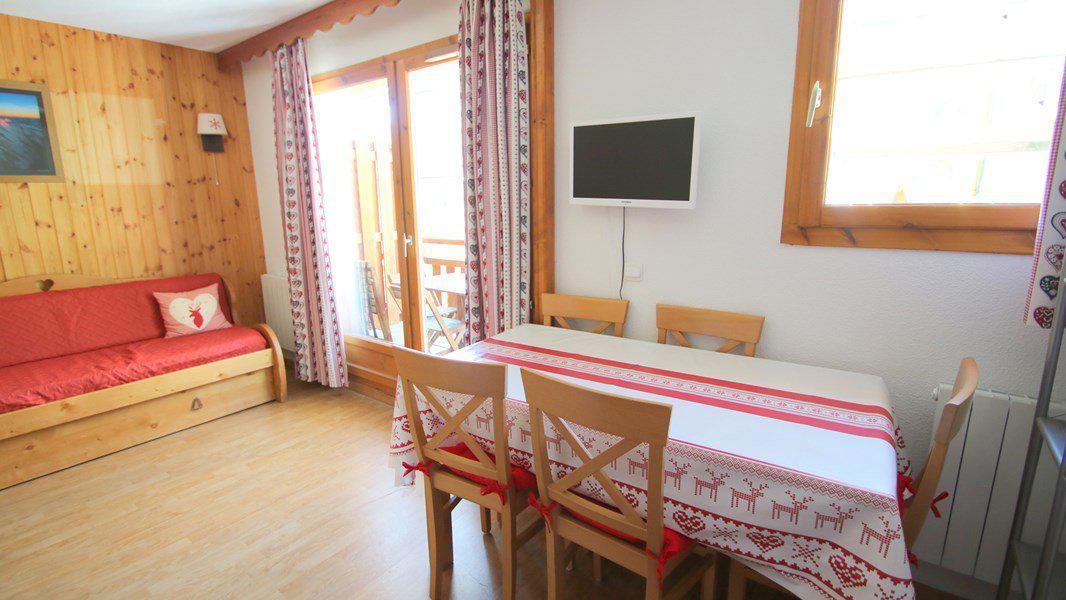 Wakacje w górach Apartament 2 pokojowy z alkową 6 osób (C307) - Résidence Parc aux Etoiles - Puy-Saint-Vincent