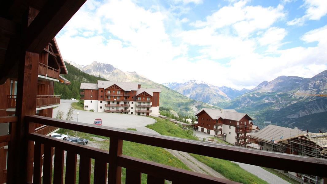 Wakacje w górach Apartament 2 pokojowy 4 osób (C411) - Résidence Parc aux Etoiles - Puy-Saint-Vincent