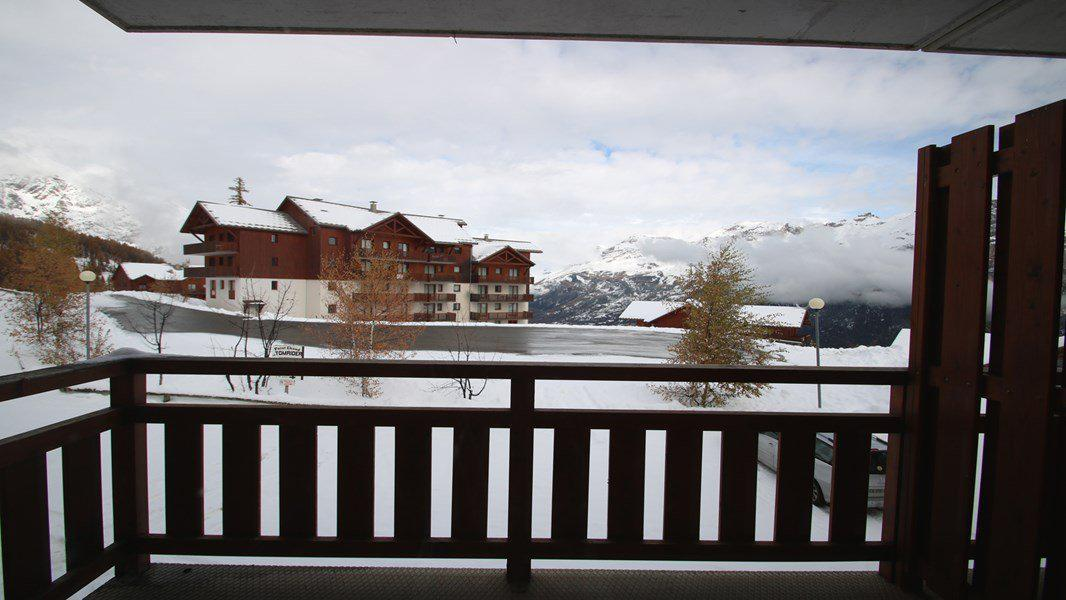 Wakacje w górach Apartament 4 pokojowy 7 osób (B102) - Résidence Parc aux Etoiles - Puy-Saint-Vincent