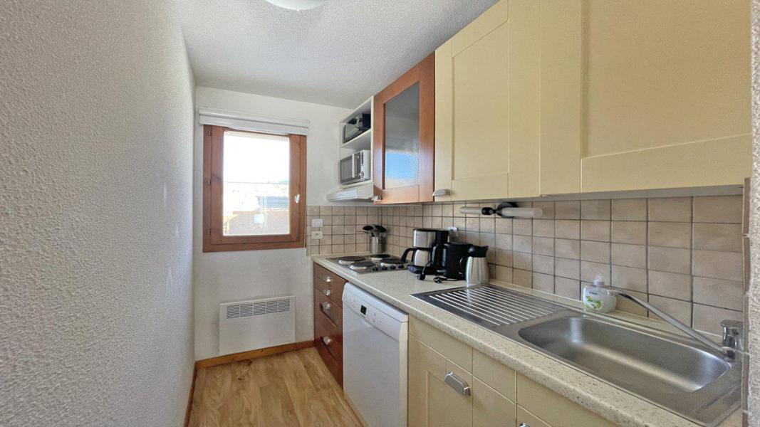 Wakacje w górach Apartament triplex 5 pokojowy 8 osób (CH26) - Résidence Parc aux Etoiles - Puy-Saint-Vincent