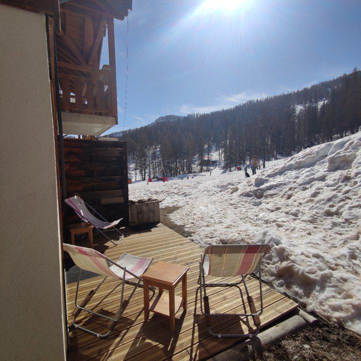 Wakacje w górach Apartament triplex 5 pokojowy 8 osób (CH27) - Résidence Parc aux Etoiles - Puy-Saint-Vincent