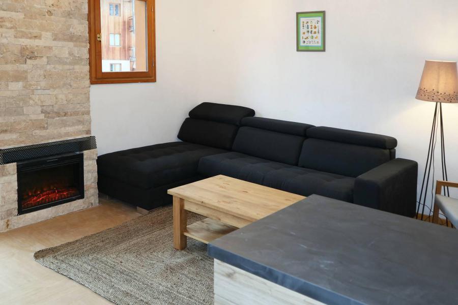 Wakacje w górach Apartament duplex 3 pokojowy 8 osób (820) - Résidence Parc des Airelles - Les Orres - Zakwaterowanie