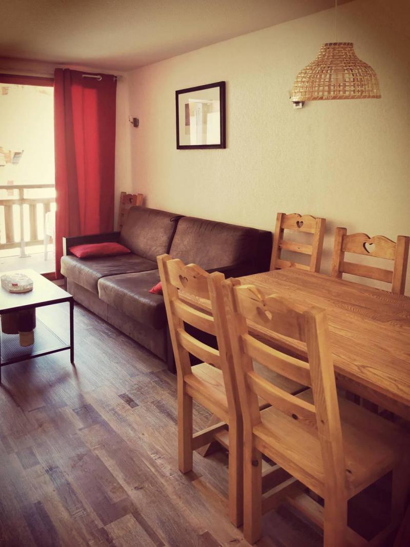 Vacaciones en montaña Apartamento 2 piezas para 6 personas (805) - Résidence Parc des Airelles - Les Orres - Estancia