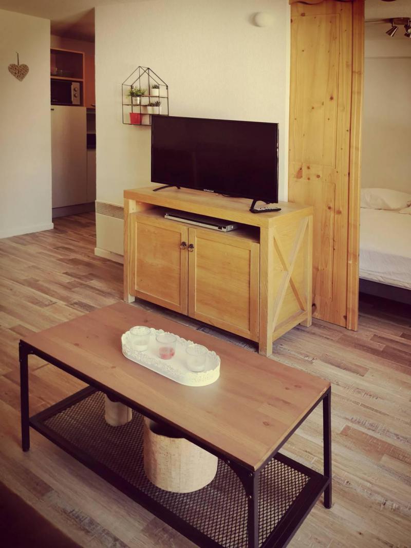 Vacaciones en montaña Apartamento 2 piezas para 6 personas (805) - Résidence Parc des Airelles - Les Orres - Kitchenette