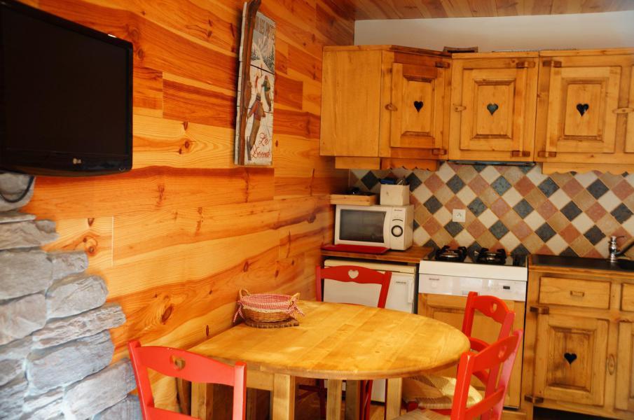 Wakacje w górach Apartament 3 pokojowy 4-6 osób (RDC) - Résidence Pas du Loup - Pra Loup