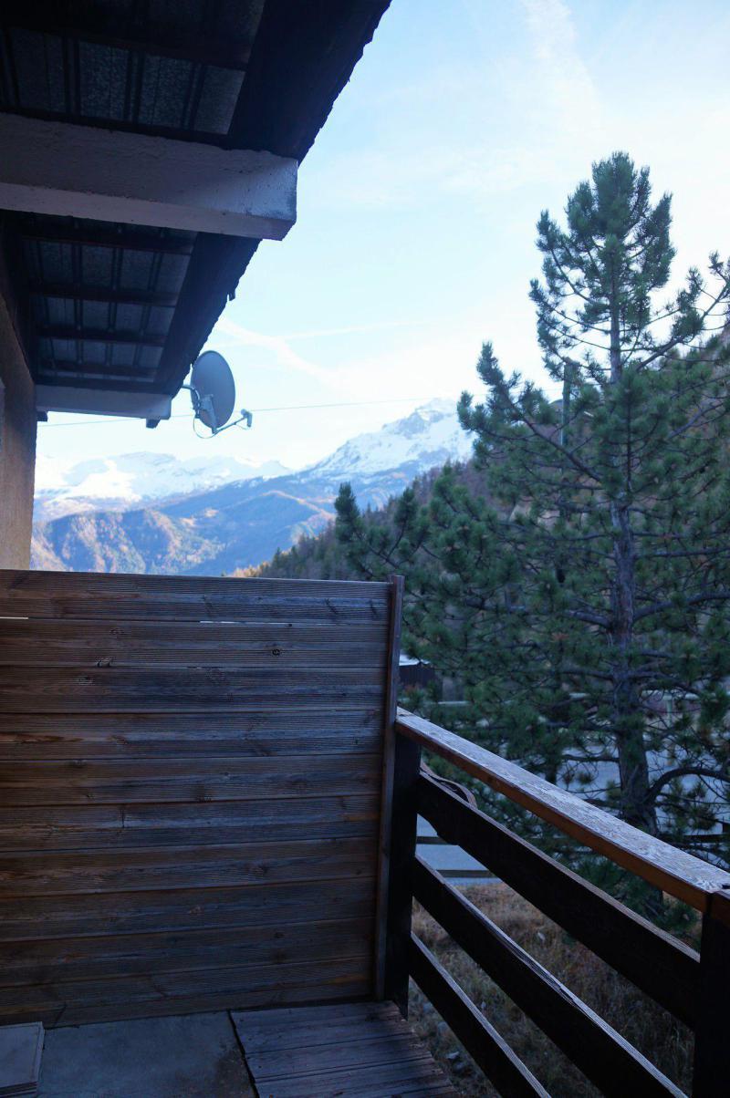Wakacje w górach Apartament 2 pokojowy 4 osób (3) - Résidence Pas du Loup - Pra Loup - Na zewnątrz latem