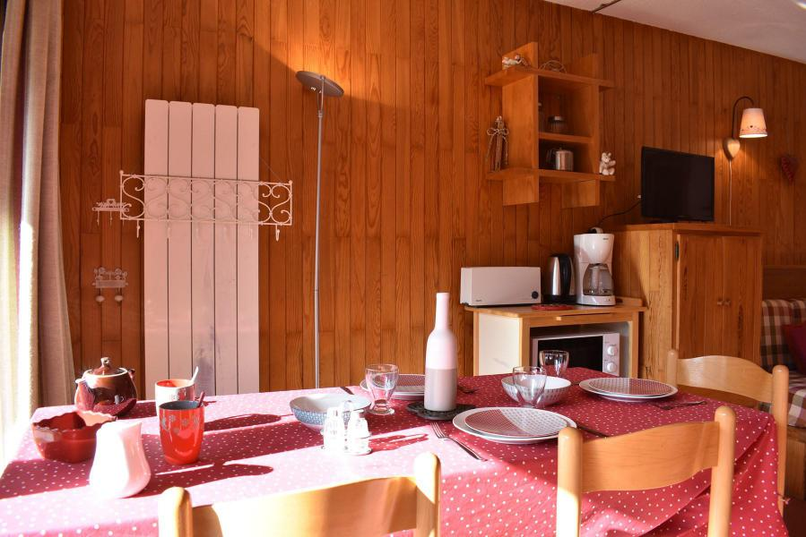Vacances en montagne Studio 4 personnes (3A63) - Résidence Peclet-en Garnet - Méribel