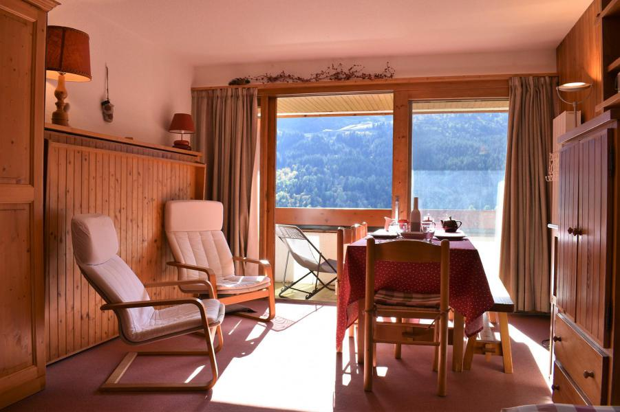 Holiday in mountain resort Studio 4 people (3A63) - Résidence Peclet-en Garnet - Méribel - Accommodation