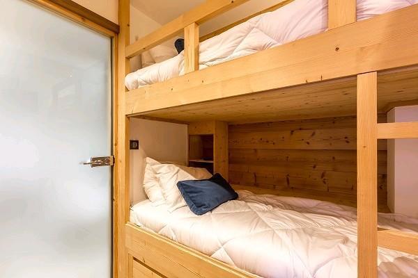 Vakantie in de bergen Appartement 4 kamers 6 personen (63/64) - Résidence Péclet Polset - Méribel