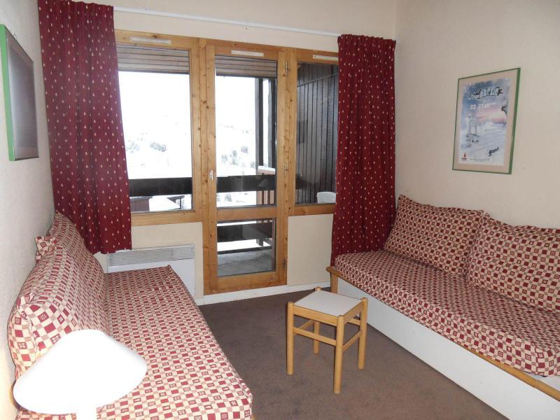 Holiday in mountain resort Studio sleeping corner 4 people (408) - Résidence Pégase - La Plagne