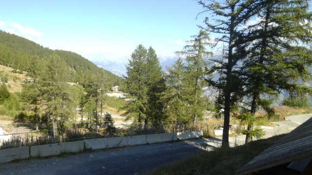 Location au ski Appartement 2 pièces 6 personnes (848) - Residence Pegase - Risoul - Extérieur été