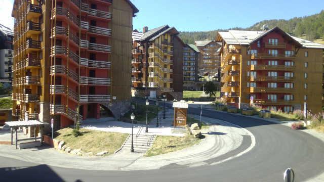 Location au ski Appartement 2 pièces coin montagne 6 personnes (48) - Residence Pegase - Risoul - Extérieur été