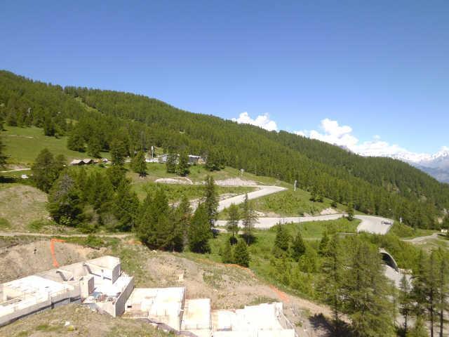 Location au ski Appartement 2 pièces 6 personnes (60) - Residence Pegase - Risoul - Extérieur été