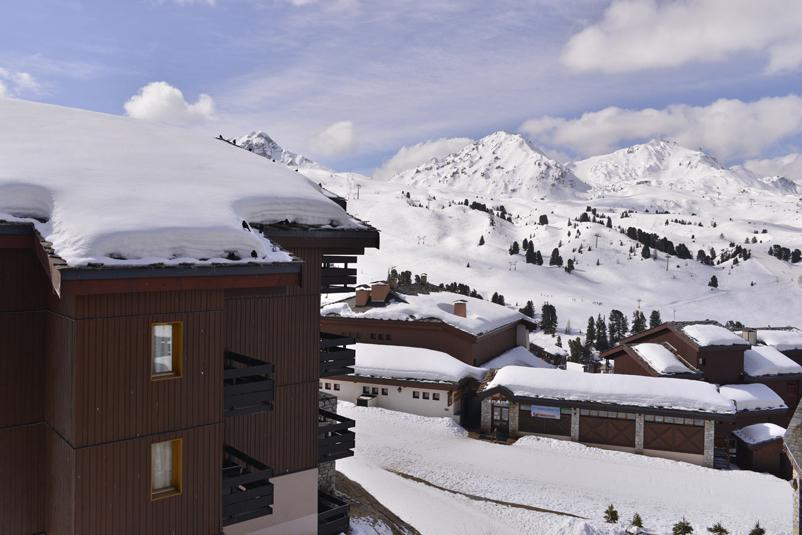 Holiday in mountain resort 2 room apartment 5 people (401) - Résidence Pégase - La Plagne