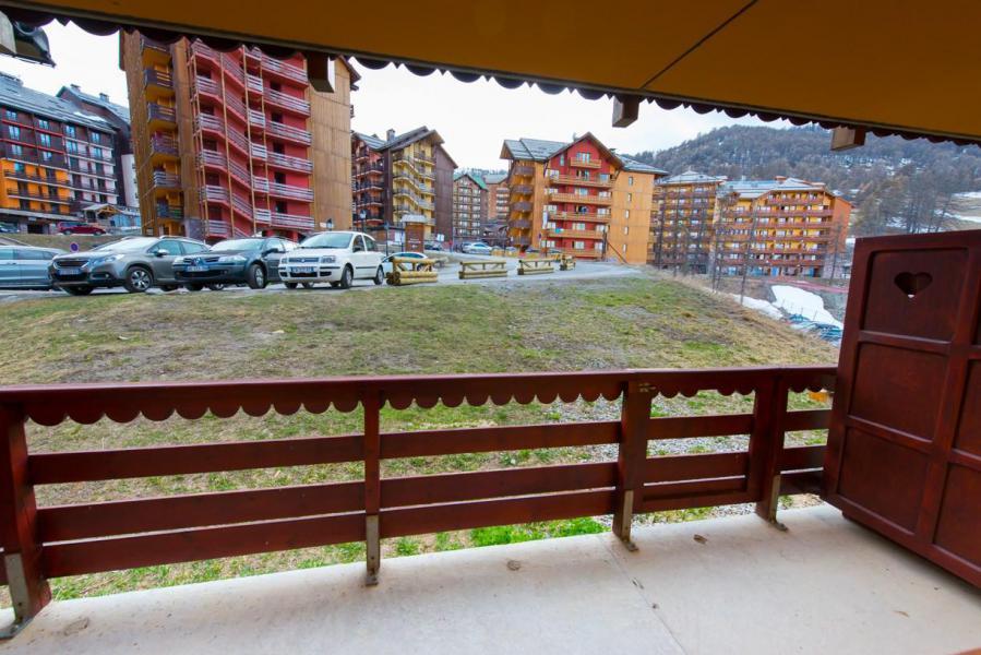 Vacaciones en montaña Estudio -espacio montaña- para 5 personas (919) - Résidence Pégase - Risoul