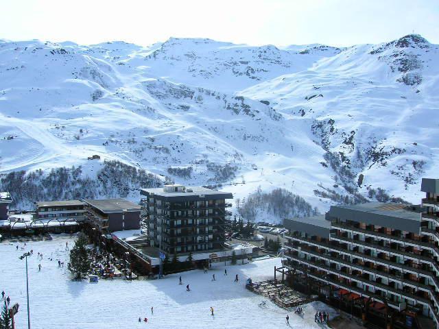 Vacanze in montagna Appartamento 3 stanze per 8 persone (106) - Résidence Pelvoux - Les Menuires