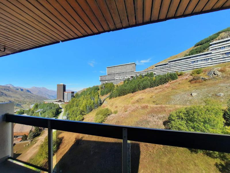 Vacances en montagne Appartement 3 pièces 8 personnes (106) - Résidence Pelvoux - Les Menuires - Extérieur été