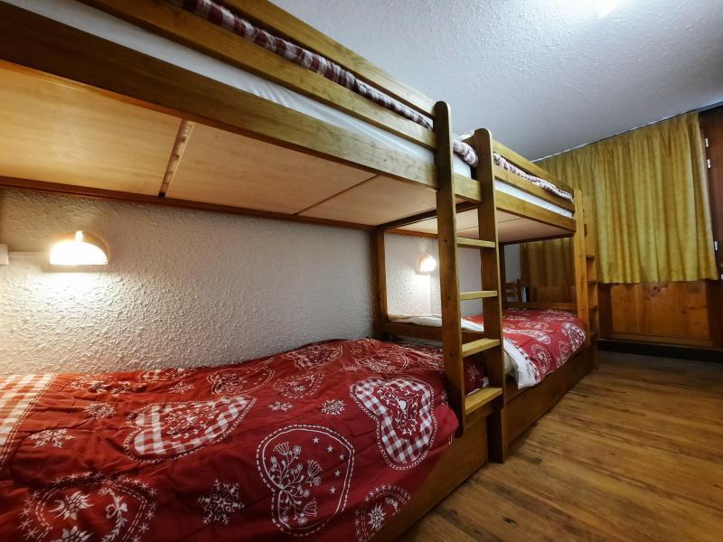 Vacances en montagne Appartement 3 pièces 8 personnes (106) - Résidence Pelvoux - Les Menuires - Chambre