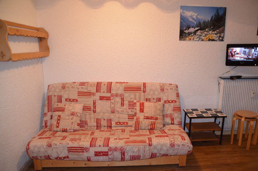 Vacances en montagne Studio 3 personnes (32) - Résidence Pelvoux - Les Menuires - Logement