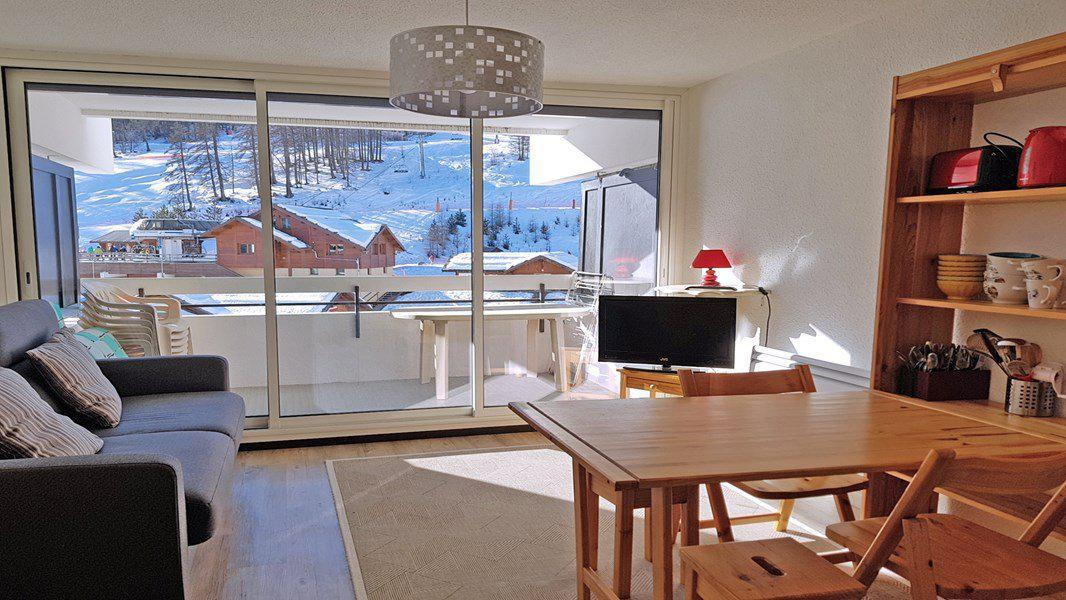 Wakacje w górach Studio z alkową 4 osoby (512) - Résidence Pendine 1 - Puy-Saint-Vincent