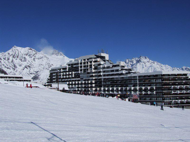 Wakacje w górach Studio z alkową 4 osoby (207) - Résidence Pendine 1 - Puy-Saint-Vincent