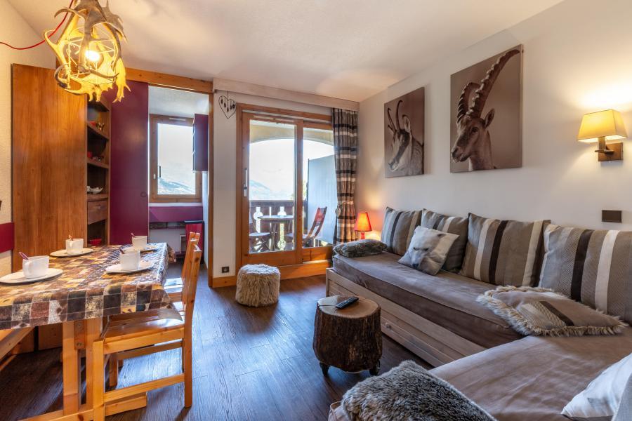 Vacances en montagne Appartement 2 pièces 4 personnes (016) - Résidence Pendule - Montchavin La Plagne