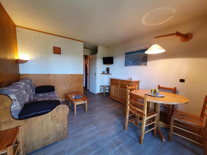 Vacances en montagne Studio 3 personnes (002) - Résidence Pendule - Montchavin La Plagne