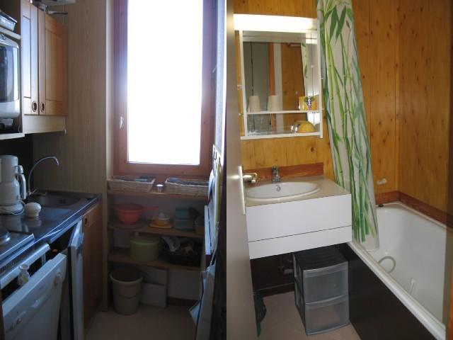 Vacances en montagne Appartement 2 pièces 4 personnes (034) - Résidence Pendule - Montchavin La Plagne - Logement