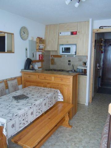 Wakacje w górach Apartament 2 pokojowy z alkową 4 osoby (PNG004B) - Résidence Perce Neige - Châtel - Aneks kuchenny