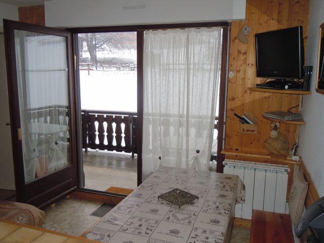 Wakacje w górach Apartament 2 pokojowy z alkową 4 osoby (PNG004B) - Résidence Perce Neige - Châtel - Jadalnia