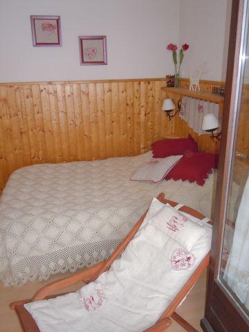 Wakacje w górach Apartament 2 pokojowy z alkową 4 osoby (PNG004B) - Résidence Perce Neige - Châtel - Pokój