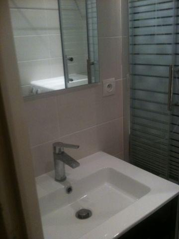 Vacaciones en montaña Apartamento cabina 2 piezas para 4 personas (PNG004B) - Résidence Perce Neige - Châtel - Cuarto de baño