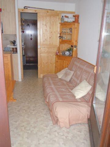 Vacaciones en montaña Apartamento cabina 2 piezas para 4 personas (PNG004B) - Résidence Perce Neige - Châtel - Sofá