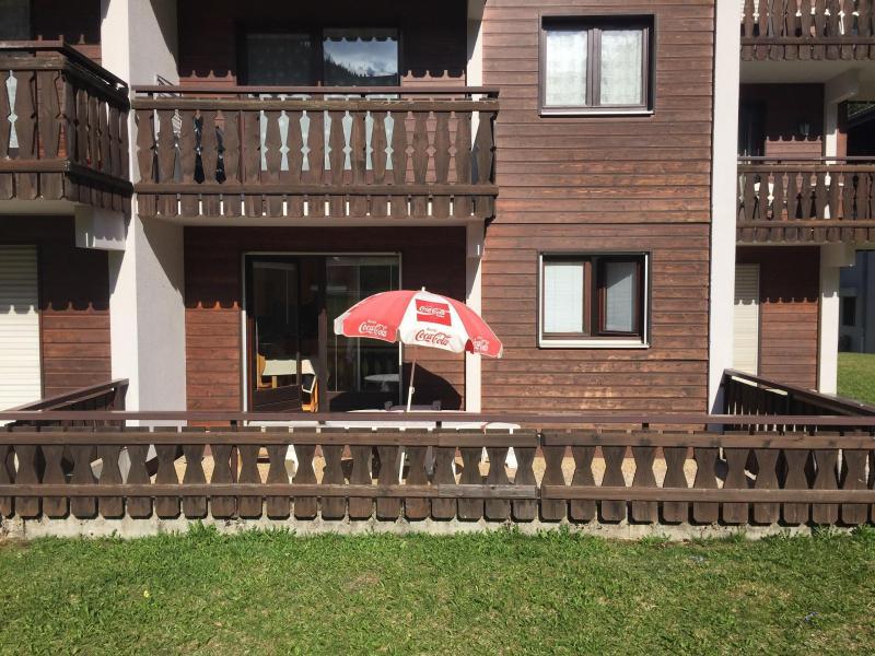 Vacaciones en montaña Apartamento cabina 2 piezas para 4 personas (PNG007B) - Résidence Perce Neige - Châtel - Alojamiento