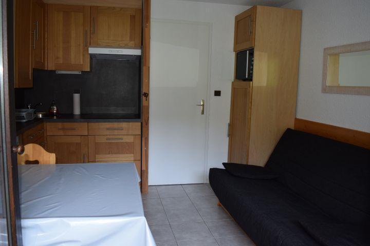 Vacaciones en montaña Apartamento cabina 2 piezas para 4 personas (PNG007B) - Résidence Perce Neige - Châtel - Cuarto de baño con ducha