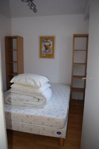 Vacaciones en montaña Apartamento cabina 2 piezas para 4 personas (PNG007B) - Résidence Perce Neige - Châtel - Habitación