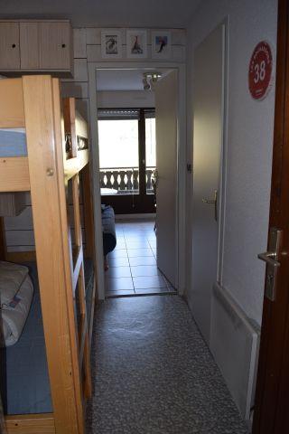 Vacaciones en montaña Apartamento cabina 2 piezas para 4 personas (PNG007B) - Résidence Perce Neige - Châtel - Rincón de sueño