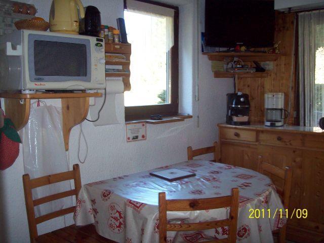 Vacances en montagne Appartement 2 pièces coin montagne 4 personnes (PNG009D) - Résidence Perce Neige - Châtel - Logement
