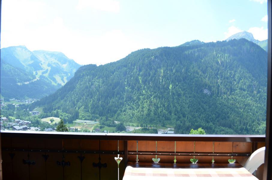 Vacaciones en montaña Estudio -espacio montaña- para 3 personas (PER009) - Résidence Perchoir - Châtel