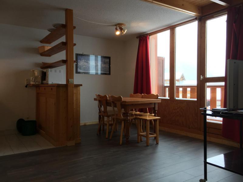 Urlaub in den Bergen Duplexwohnung 3 Zimmer Schlafnischeersonen (47106) - Résidence Petite Ourse - Peisey-Vallandry