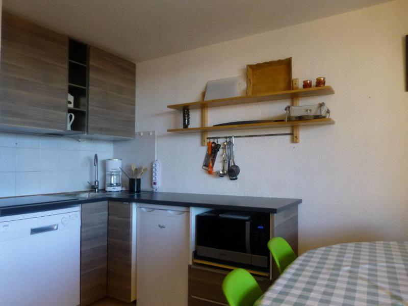 Holiday in mountain resort 3 room duplex apartment sleeping corner 8 people (47115) - Résidence Petite Ourse - Peisey-Vallandry