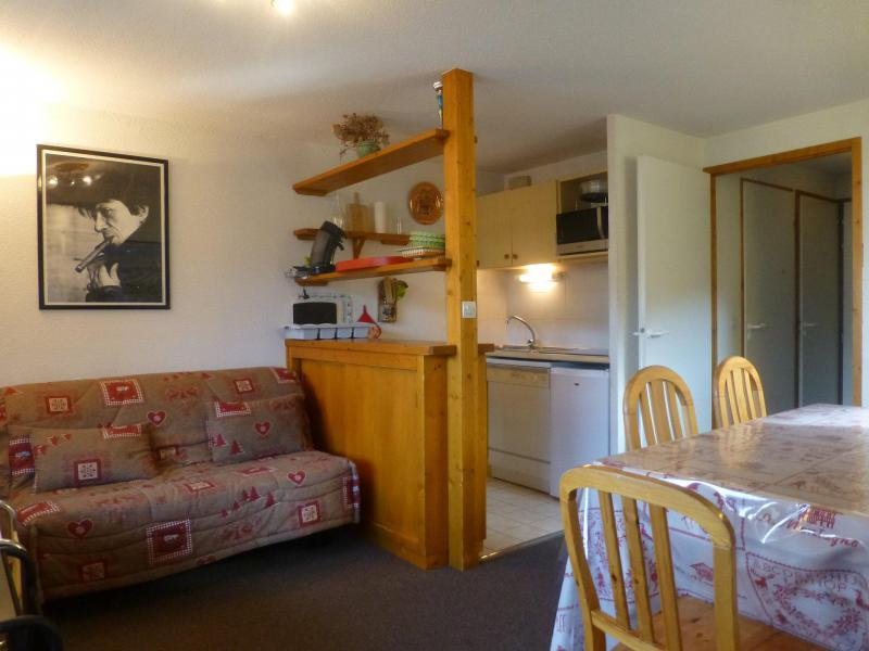 Holiday in mountain resort 3 room duplex apartment cabin 7 people (4716) - Résidence Petite Ourse - Peisey-Vallandry