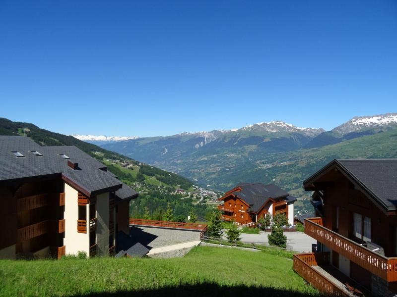 Vacances en montagne Appartement 2 pièces coin montagne 7 personnes - Résidence Petite Ourse A - Peisey-Vallandry - Extérieur été