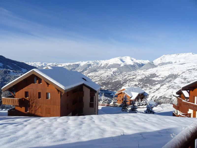 Vacances en montagne Résidence Petite Ourse A - Peisey-Vallandry