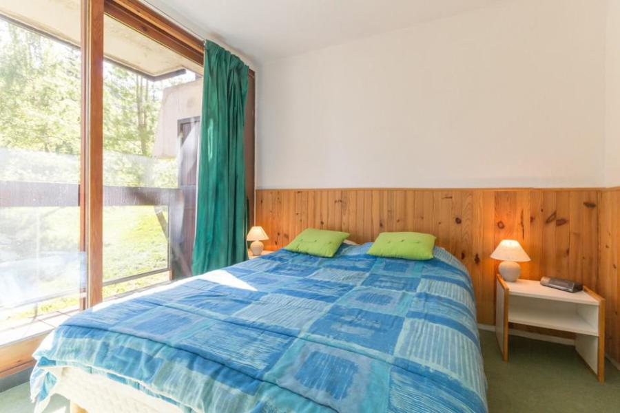 Holiday in mountain resort 2 room apartment sleeping corner 6 people (0109) - Résidence Phénix Pégase - Le Corbier - Bath-tub