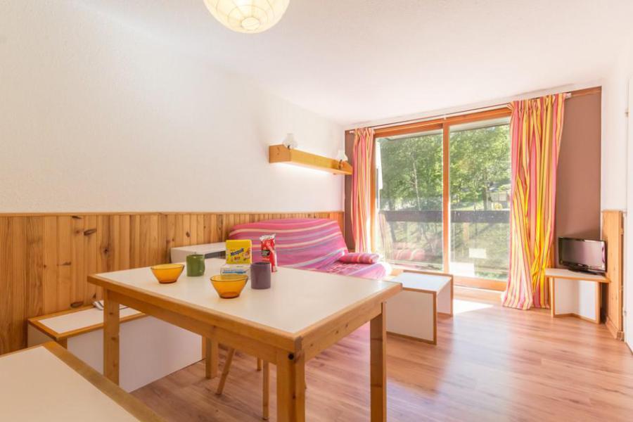 Holiday in mountain resort 2 room apartment sleeping corner 6 people (0109) - Résidence Phénix Pégase - Le Corbier - Living room