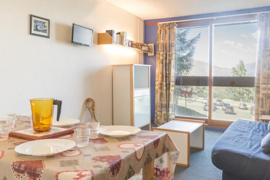 Vakantie in de bergen Studio bergnis 5 personen (0104) - Résidence Phénix Pégase - Le Corbier