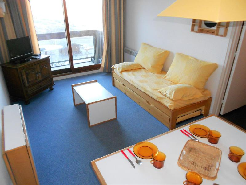 Holiday in mountain resort Studio sleeping corner 5 people (0304) - Résidence Phénix Pégase - Le Corbier